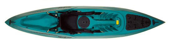 NavigatorXF_top @Cobra Kayaks
