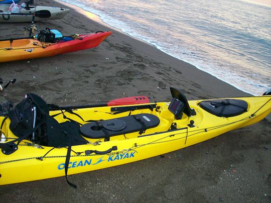 El kayak de Albatros (2)