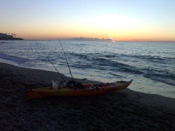 Al Amanecer, Kabezón Dic.2008