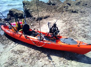 Tiles para nuestro kayak peskama for Sillas para kayak